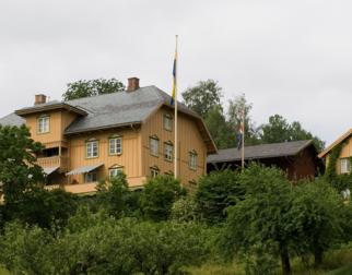 Aulestad Bjørnstjerne Bjørnsons hjem