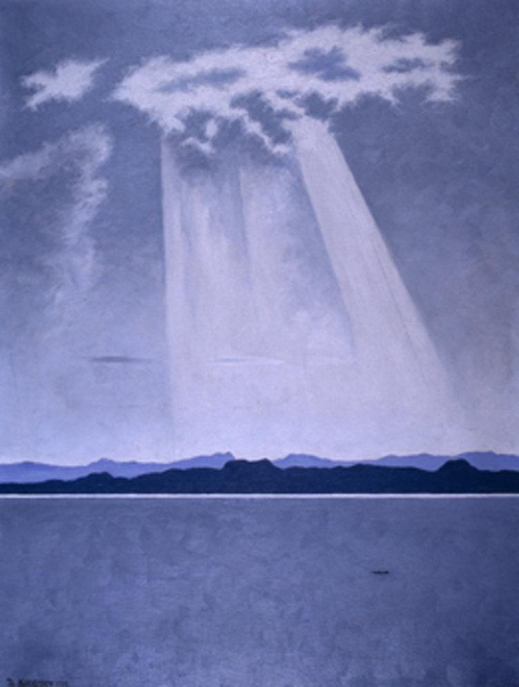 Maleri av Kittelsen